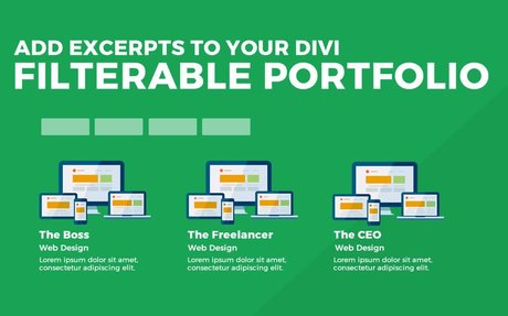 Add Excerpts To Your Filterable Portfolio All Things Divi Access and share logins for bossweb.brp.com. filterable portfolio